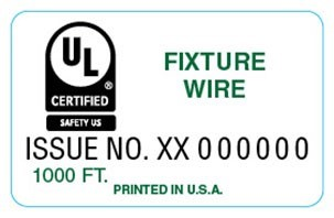UL Standard Label